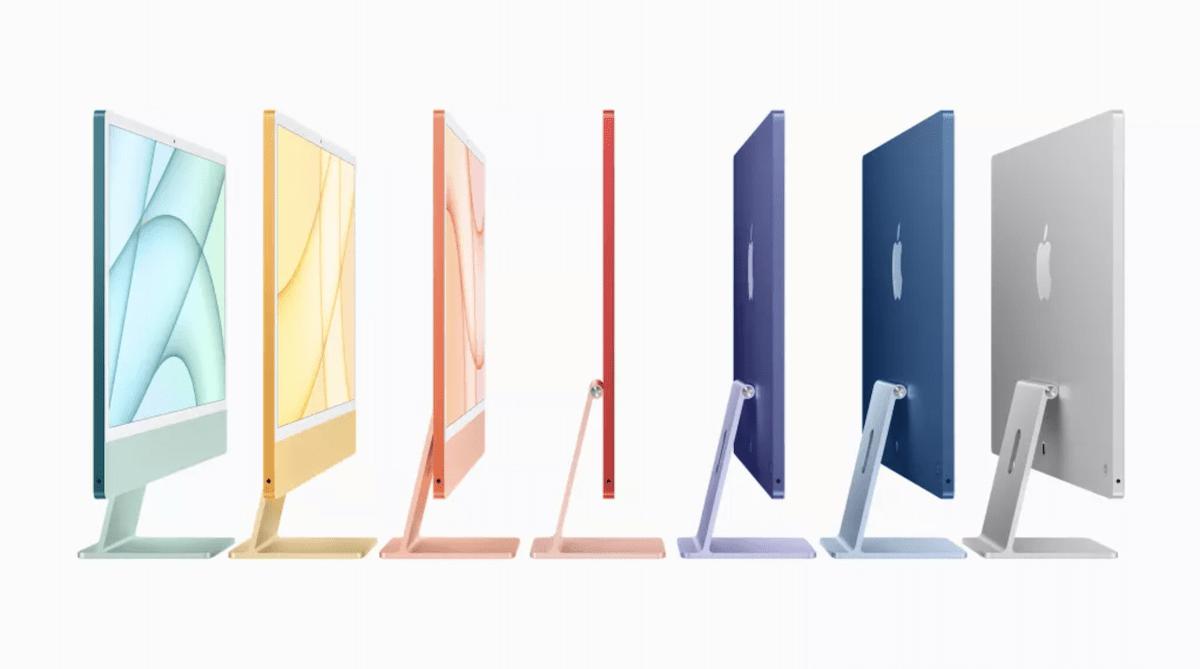 Alles wat we al weten over de nieuwe iMac 2021