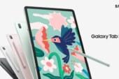 Samsung kondigt Galaxy Tab S7 FE en Galaxy Tab A7 Lite aan