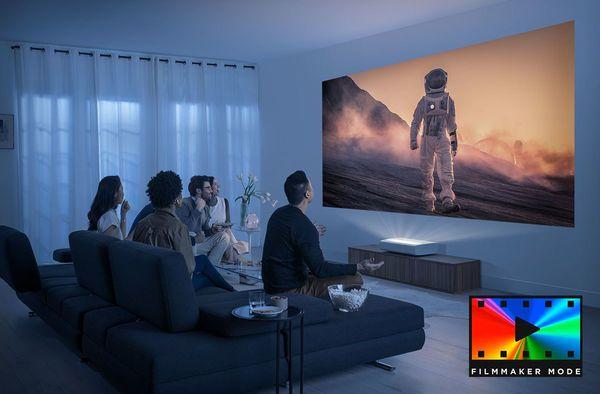 GETEST: Samsung SP-LSP7TFA The Premiere 4K laser projector voor een haarfijne projectie